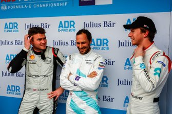 Oliver Rowland, Nissan e.Dams, Gary Paffett, HWA Racelab, Oliver Turvey, NIO Formula E Team