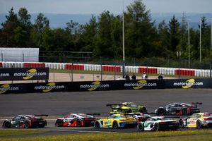 Michael Ammermüller, SSR Performance, Porsche 911 GT3-R, Kelvin van der Linde, Abt Sportsline Audi R8 LMS GT3
