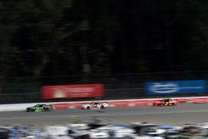 Jeb Burton, Kaulig Racing, Chevrolet Camaro Nutrien Ag Solutions and A.J. Allmendinger, Kaulig Racing, Chevrolet Camaro RAMCO Specialties Inc.