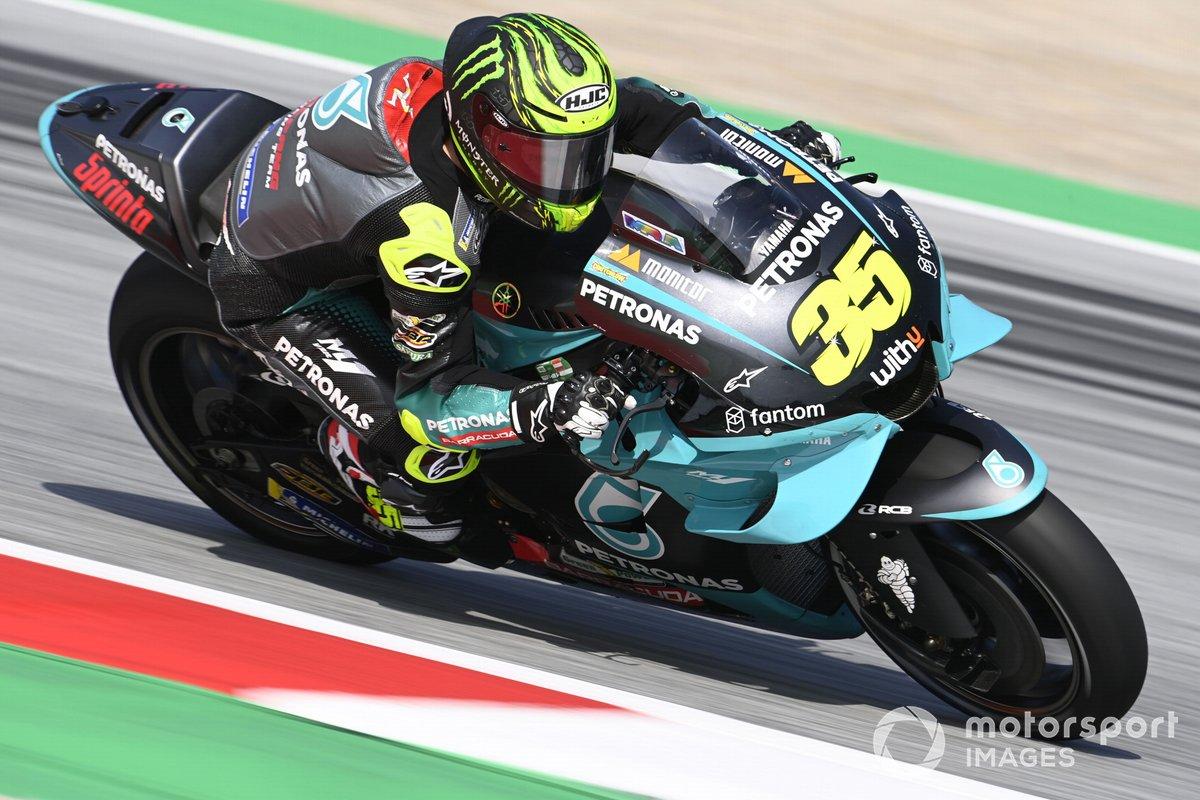 Cal Crutchlow, Petronas Yamaha SRT