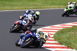 Dominique Aegerter, Ten Kate Racing Yamaha, Manuel Gonzalez, Yamaha ParkinGO Team