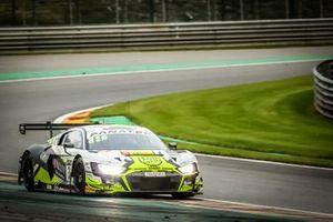 #31 Team WRT Audi R8 LMS GT3: Ryuichiro Tomita, Frank Bird, Valdemar Eriksen