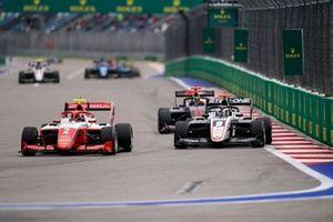 Arthur Leclerc, Prema Racing Juan Manuel Correa, ART Grand Prix