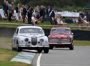 St Mary Trophy Ross Hyett Jaguar Mk1