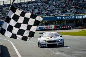 Race winnaar Marco Wittmann, Walkenhorst Motorsport BMW M6 GT3