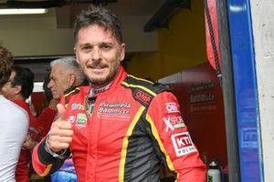 #27 Scuderia Baldini 27, Ferrari 488 GT3 Evo: Giancarlo Fisichella