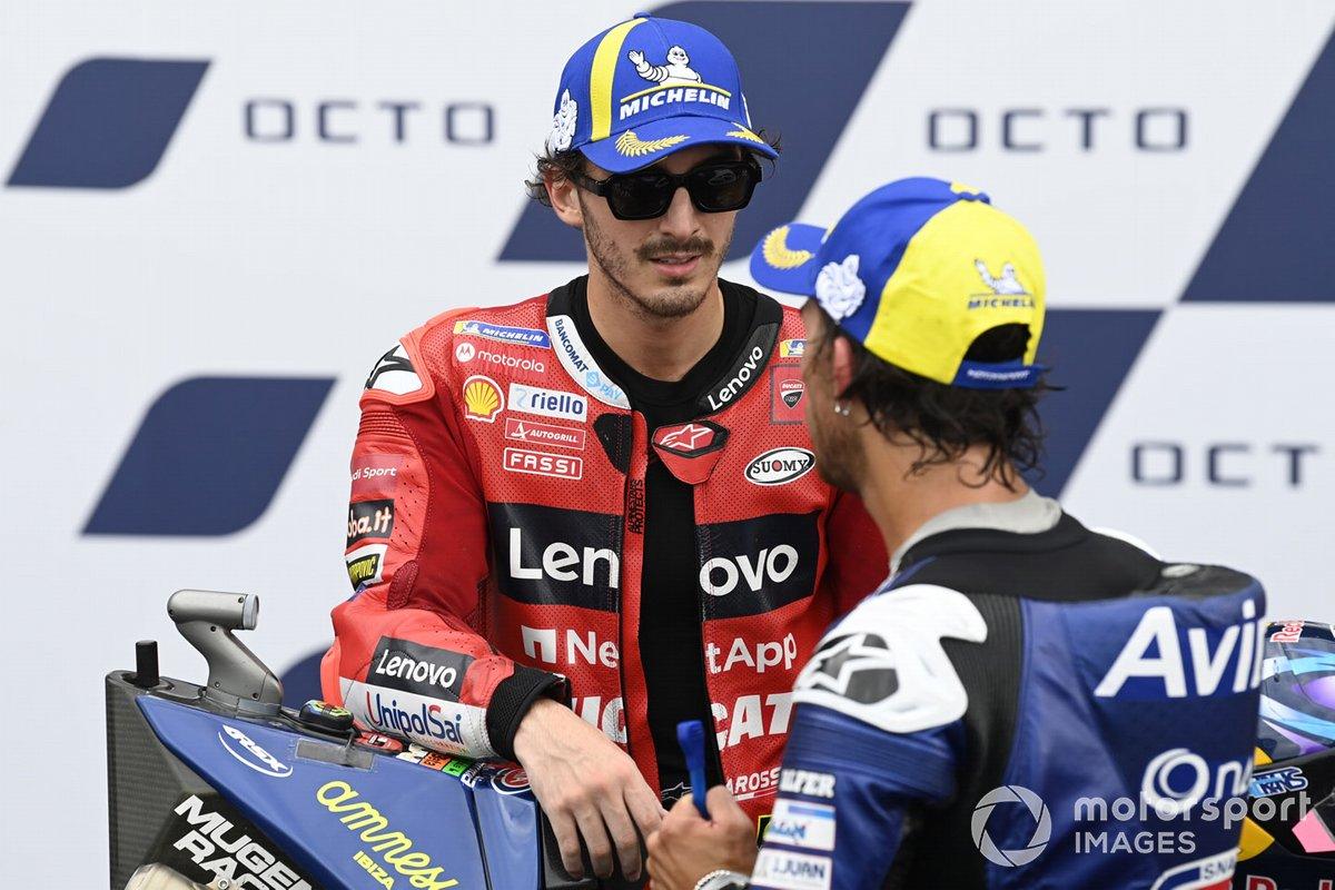 Francesco Bagnaia, Ducati Team, Enea Bastianini, Esponsorama Racing