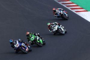 Christophe Ponsson, Gil Motor Sport - Yamaha, Isaac Vinales, Orelac Racing Verdnatura, Chaz Davies, Team GoEleven