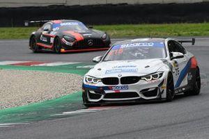 #215 Ceccato Motors Racing-BMW Team Italia, BMW M4 GT4: Nicola Neri, Giuseppe Fascicolo