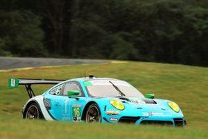 #16: Wright Motorsports Porsche 911 GT3R, GTD: Trent Hindman, Patrick Long