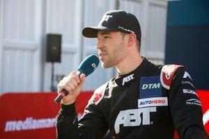 Kelvin van der Linde, Abt Sportsline