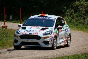 Marcel Porliod, Andre Perrin, Ford Fiesta RC4