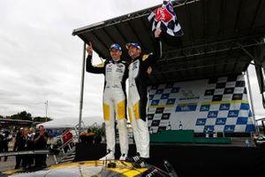1. #4 Corvette Racing Corvette C8.R, GTLM: Tommy Milner, Nick Tandy