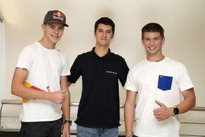 Filip Salac, Alessandro Zaccone, Gresini Racing