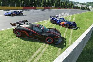 Michi Hoyer, Absolute Racing (esports), Romain Grosjean, R8G Esports (pro)