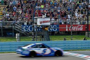 Kyle Larson, Hendrick Motorsports, Chevrolet Camaro HendrickCars.com wins