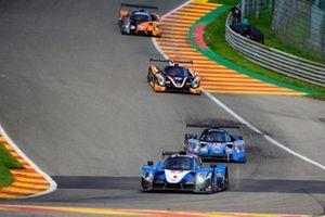 #9 Graff Ligier JS P320 - Nissan LMP3, Matthias Kaiser, Rory Penttinen, #19 Cool Racing Ligier JS P320 - Nissan LMP3, Nicolas Maulini, Matthew Bell, Niklas Kruetten