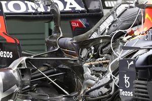 Red Bull Racing RB16B krachtbron