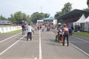 Starting grid OnePrix