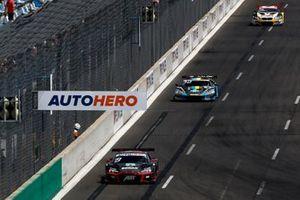 Mike Rockenfeller, Abt Sportsline Audi R8 LMS GT3,Esteban Muth, T3-Motorsport Lamborghini Huracan Evo GT3