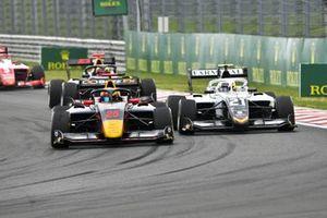 Jonny Edgar, Carlin Buzz Racing and Lorenzo Colombo, Campos Racing