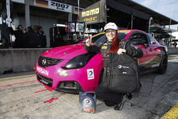Pole sitters #44 CRG-I Do Borrow Nissan Altima Coupe: Sarah Cattaneo, Owen Trinkler