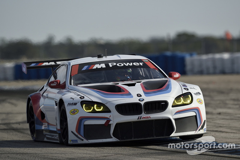 6. GTLM: #25 BMW Team RLL, BMW M6 GTLM
