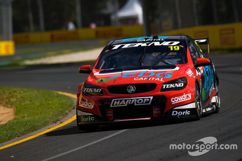 #19: Will Davison, Tekno Autosports, Holden