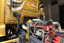Tata T1 Prima truck detail