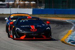 #77 Compass360 Racing McLaren GT4: Matthew Keegan, Nico Ronde