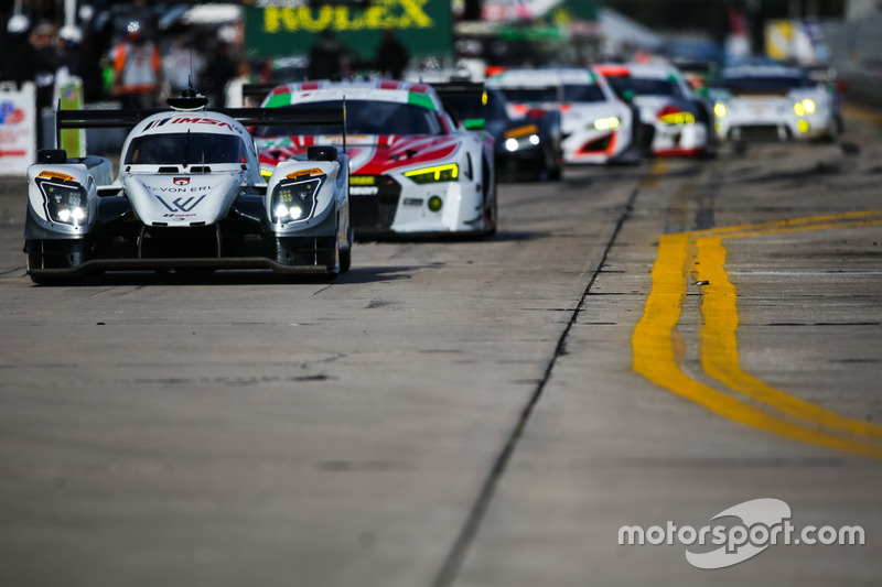 #52 PR1 Mathiasen Motorsports, Ligier: Michael Guasch, Tom Kimber-Smith, Jose Gutierrez