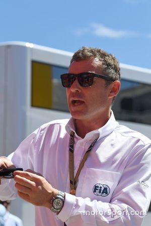 Tom Kristensen, FIA-Rennkommissar