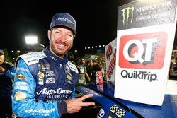 Racewinnaar Martin Truex Jr., Furniture Row Racing Toyota