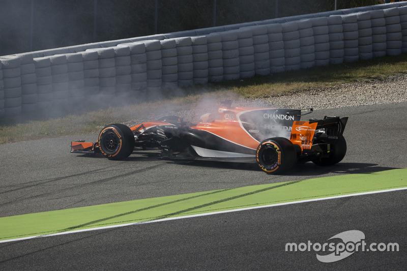 Para manter Alonso interessado no projeto, Brown inovou e ofereceu a Indy 500 ao piloto espanhol, que será substituído por Button em Mônaco. Na última corrida antes da ida, a McLaren caiu para o último lugar entre as equipes após os pontos da Sauber.