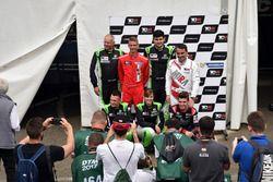Alle TCR-Fahrer aus Ungarn: Csaba Tóth, Zengo Motorsport, SEAT León TCR, Márk Jedlóczky, Unicorse Te