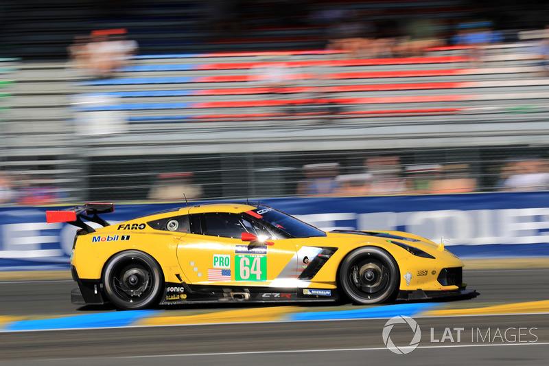 8. LMGTE-Pro: #64 Corvette Racing, Corvette C7.R
