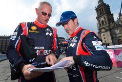 John Kennard, Marc Marti, Hyundai Motorsport