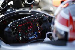 Le volant de Will Power, Team Penske Chevrolet