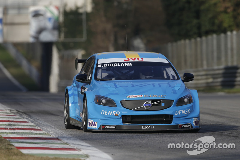 Нестор Жиролами, Polestar Cyan Racing, Volvo S60 Polestar TC1