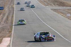 Martin Serrano, Coiro Dole Racing Chevrolet, Martin Ponte, Forza Motorsport Team Dodge, Esteban Gini, Alifraco Sport Chevrolet