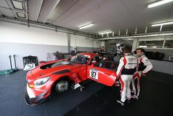 #87 Akka ASP, Mercedes-AMG GT3: Jean-Luc Beaubelique, Jules Gounon, Felix Serralles, Daniel Juncadel