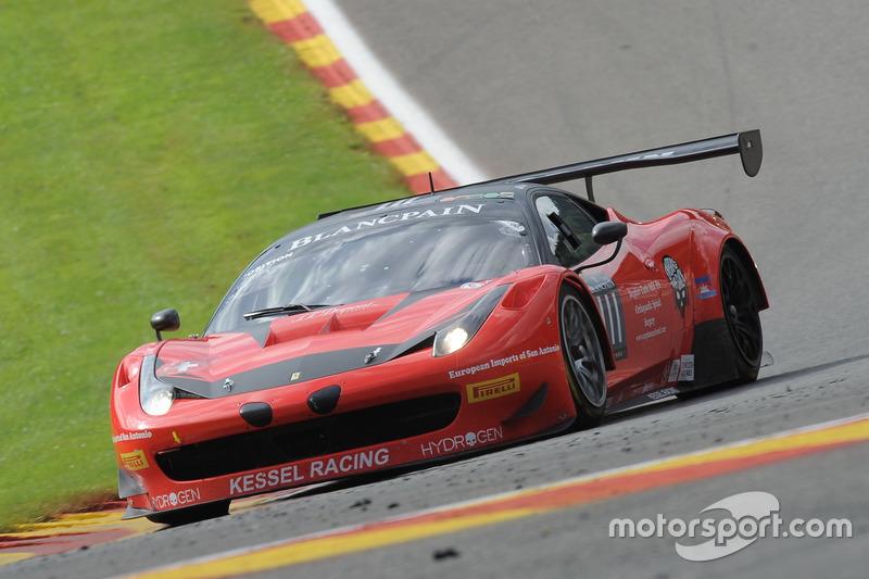 Stephen Earle, Kessel Racing