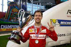 Nationencup: 1. Sebastian Vettel, Team Deutschland