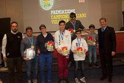 Campioni Italiani MiniMoto 2016