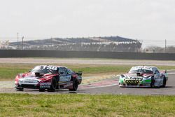 Jose Manuel Urcera, Las Toscas Racing Chevrolet, Juan Martin Bruno, Coiro Dole Racing Dodge
