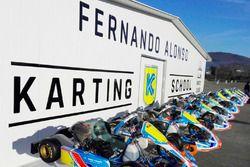 Circuito y Museo Fernando Alonso, Karting Campus