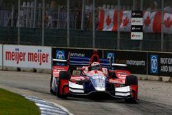 Alexander Rossi, Herta - Andretti Autosport HondaWorld Copyright: Phillip Abbott LAT Images ref: Digital Image abbott_detroit_0617_3106