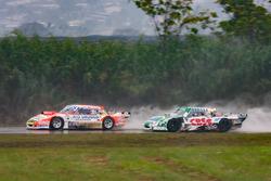 Lionel Ugalde, Ugalde Competicion Ford, Carlos Okulovich, Maquin Parts Racing Torino