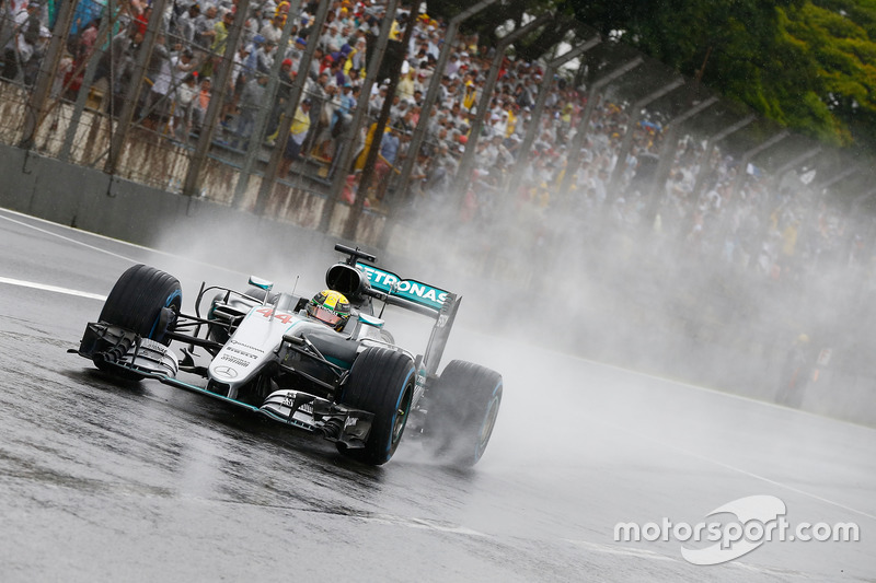 1er - Lewis Hamilton (Mercedes)
