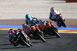 Bo Bendsneyder, Red Bull KTM Ajo, KTM; Brad Binder, Red Bull KTM Ajo, KTM